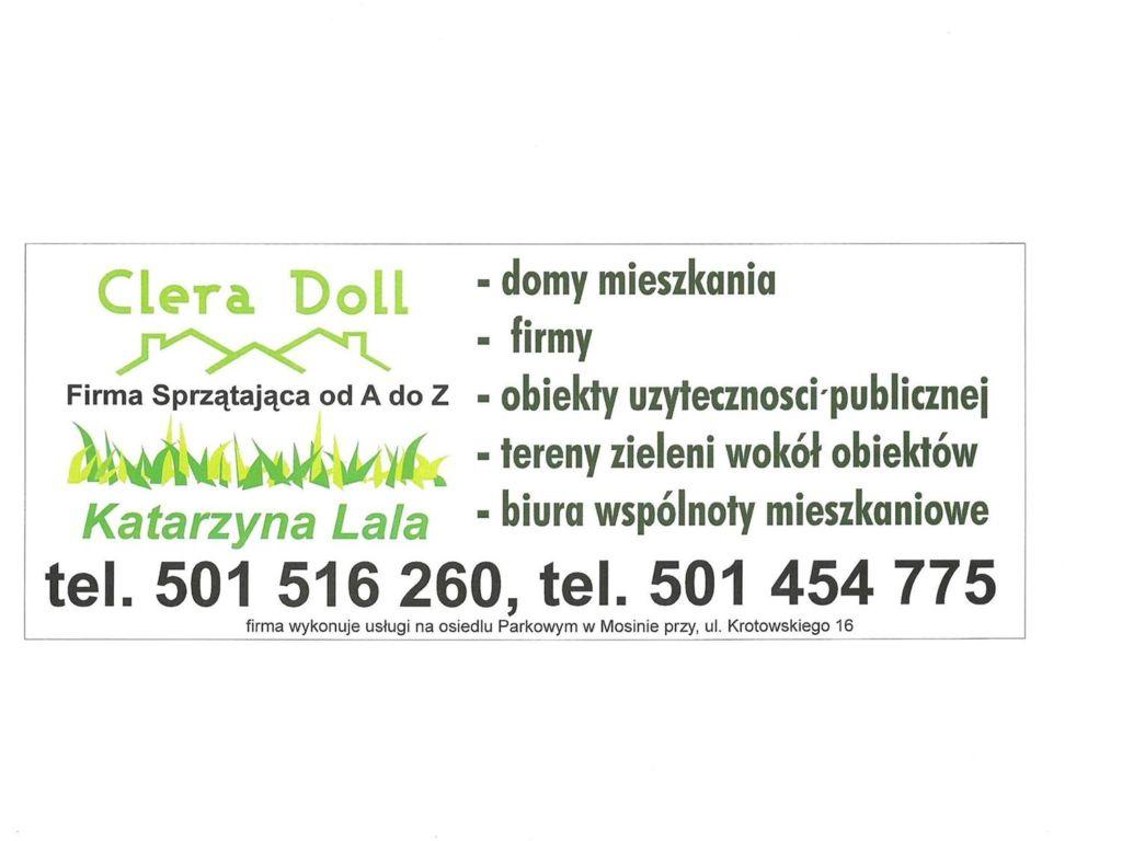 Clera Doll