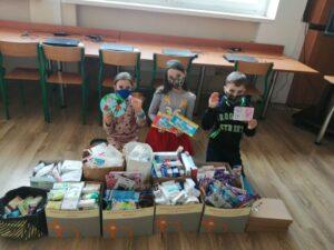 artykuły dotyczące akcji charytatywnych