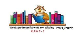 podręczniki 0 - 3