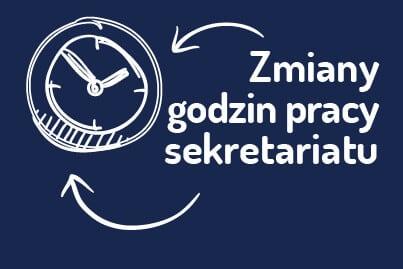 zmiana godzin